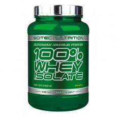 100% WHEY ISOLATE Scitec Nutrition