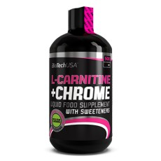 L-Carnitine + Chrome 500 ml
