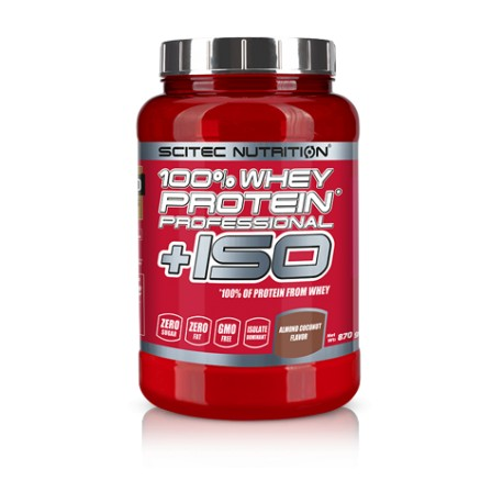 100% Whey Professional + Isolate