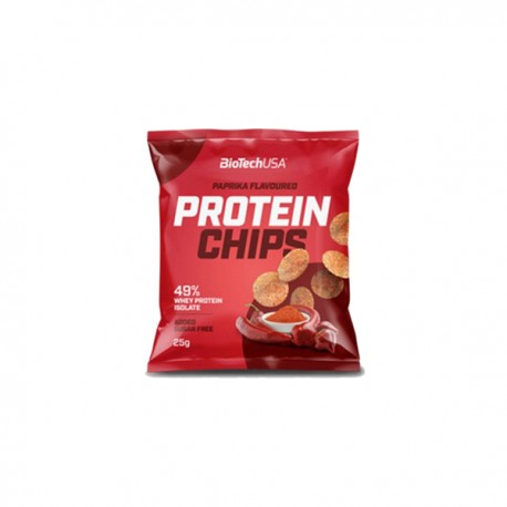 Protein Chips Paprika