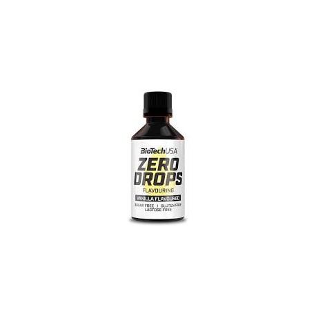 Zero Drops gouttes aromatisantes 50 ml