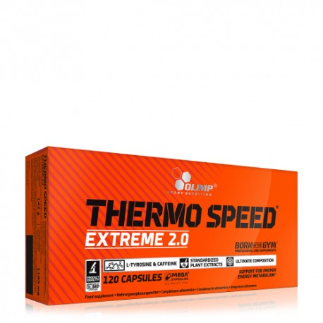 Thermo Speed Extreme 120 caps